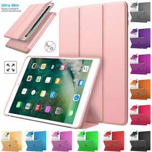 Ultra Slim Magnetic Smart Cover Case For Apple iPad 234567 Gen Mini Air Air2 Pro