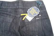 KILLAH MISS SIXTY Marlene Damen stretch Jeans Hüft Hose Gr.31 W31 schwarz NEU