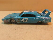 1:64 Richard Petty Diecast Car # 43 Mopar Stp Plymouth Superbird Sealed