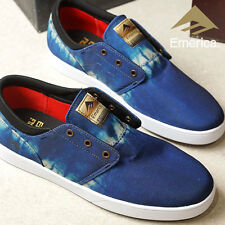 Emerica Figueroa taille 41 (us 8) bleue assorted dark skate shoes skateboard
