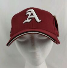 NCAA Arkansas Razorbacks Colosseumn Embroidered Strapback Hat  Cap Deadstock NWT