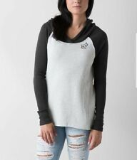 Womens Fox Racing Extensive Hooded Sweatshirt XS