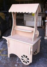 Small Sweet Cart fully Collapsible