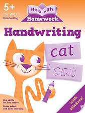 Help With Homework - Handwriting - 5+ Key Stage 1 *FREE P&P*