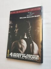 Million Dollar Baby (Dvd, 2005, 2-Disc Set, Widescreen) New free shipping