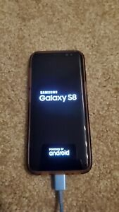 Samsung Galaxy S8 SM-G950U - 64GB - Midnight Black (Sprint)