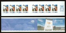Below face L78 Aland 2006 Booklet MNH Mail Mailbox