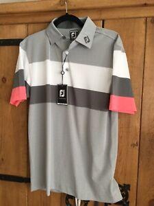 Footjoy Golf Shirt Medium BNWT