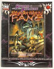 Demon Gods Fane (d20 Generic System) Monte Cook White Wolf Publishing