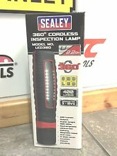 Sealey AUGUST SALE LED360 Rechargeable Inspection Lamp LED Cordless 360° New