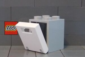 LEGO: Container Box 2 x 2 x 2 (#'s4345 & 4346) Choose Your Color **Two per Lot**