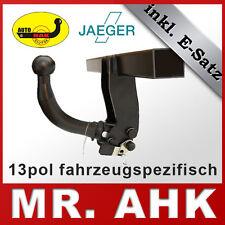AUTO-HAK VW Touran 03-15 Anhängerkupplung AHK abnehmbar horizontal 13pol spe E-S