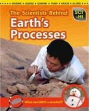 New, The Scientists Behind Earth's Processes (Sci-Hi), Solway, Andrew, Book