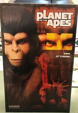 "Planet of the Apes Zira Sideshow 12"" Action Figure NIB"