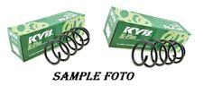 2x Kayaba RH6608 Rear Suspension Coil Springs HONDA CIVIC VIII 09.05-
