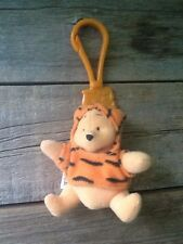 Disney Winnie The Pooh In Tigger Costume McDonald's Happy Meal Clip On Toy