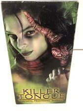 Killer Tongue VHS 2000 feat Robert Englund Horror 97 min A-Pix Entertainment