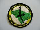 Vietnam Maine INVB Boeing B-52G Pilot 69th Bomb Squadron Patch RARE #1
