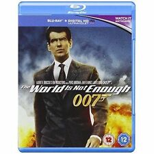 Pierce Brosnan The World is Not Enough DVDs & Blu-ray Discs