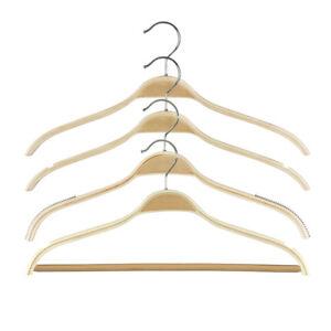 Kleiderbügel Holz Holzbügel Schichtholz Laminated verschiedene Ausführungen