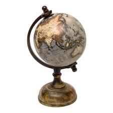 Globus Weltkugel Antik Stil Wandkarte Welt Weltkarte Historisch