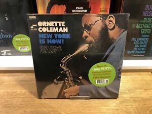 "Ornette Coleman - ""New York is now!"" - JAZZ AT 33 1/3 Vinyl Disc-deagostini"