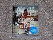 McCabe & Mrs. Miller Criterion Collection Blu-ray 2016 Brand New Robert Altman