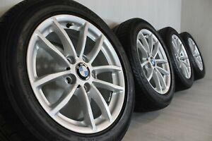 """16"""" BMW 1 2 series F20 F21 F22 F23 wheels with 5-6mm Bridgestone Turanza tyres"""