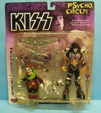 McFarlane Toys Psycho Circus Paul Stanley / The Jester Action Figure