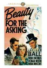 BELLEZA PARA LA Asking DVD (1939) - Lucille Ball, PATRIC KNOWLES, Donald Woods