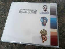 David Bowie - The Platinum Collection - 3xCD - Best of / Hits / Singles - (2005)