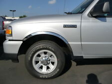 Fits The 1993-2010 Ford Ranger Polished Stainless Steel 4 Piece Fender Trim