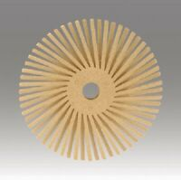 Scotch-Brite Radial Bristle Disc Thin Bristle 2 in x 3/8 in 6 Micron - 80EA
