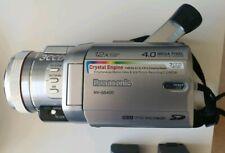 Panasonic GS400 12 MB Camcorder - Silver