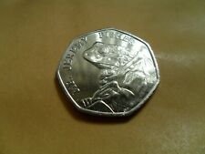 Mr Jeremy Fisher  50p Fifty Pence coin 2017  Beatrix Potter Really Nice Coin