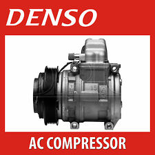 DENSO A/C Compressor - DCP02009 - Air Conditioning Part - Genuine DENSO OE Part