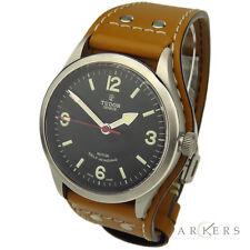 Reloj de Pulsera TUDOR patrimonio Ranger Acero Inoxidable Automático Modelo no. 79910