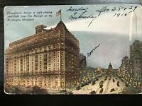 Vintage Postcard>1915>The Raleigh Hotel>Pennsylvania Ave.>Washington, D.C.