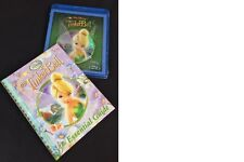 Tinker Bell Blu-ray Disc, 2008, Widescreen & Essential Guide to Tinkerbell Book