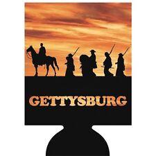 Gettysburg Can Koozie Pocket Coolie New