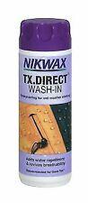 Nikwax TX Direct Wash 300ml En Imperméabilisation pour temps humide vêtements de...