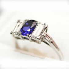 Ring Platinum Vintage & Antique Jewellery