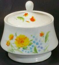 "Vintage Imperial China ""Just Spring"" Sugar Bowl #L5011 *MINT*"