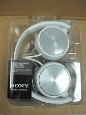 Sony MDR-ZX310 Professional Studio Headphone (White)