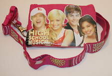 Disney High School Musical Lanyard Fastpass Tickets Hot Pink