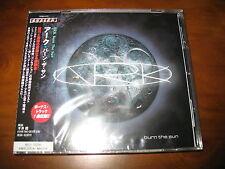 Ark / Burn the Sun JAPAN+1 Jorn Lande NEW!!!!!!!!!!!!!!!!! B