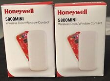 "Brand New ""2"" Honeywell 5800MINI Wireless Slim Contact 5811 Replacement, Battery"