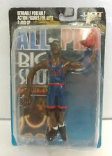 Rare 1993 Patrick Ewing Hot Properties All Pro Big Shot Action Figure Bendable
