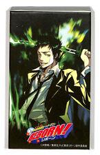 Reborn! Katekyo Hitman Takeshi Yamamoto Mini Shigure Kintoki Rain Ring Size 8