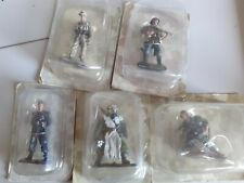 lot figurines del prado armée allemande